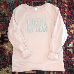 Graphic sweatshirt size Small